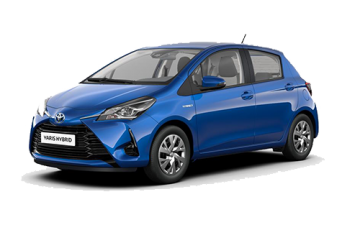 Rent Toyota Yaris Hybrid Auto