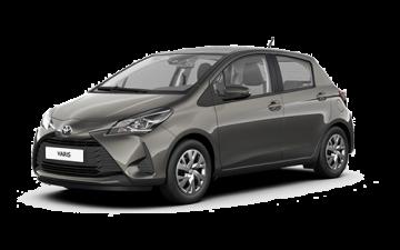 Rent Toyota Yaris Diesel