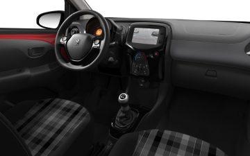 Rent Peugeot Peugeot 108