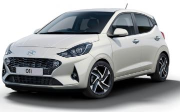 Rent Hyundai Hyundai i10