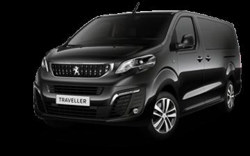 Rent Peugeot Traveller Extra Long