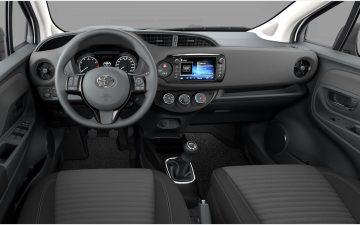 Rent Toyota Yaris Petrol 1.5