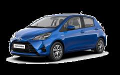 Toyota Yaris Hybrid Auto